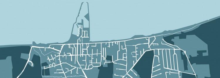 Kort over Bønnerup_60-80